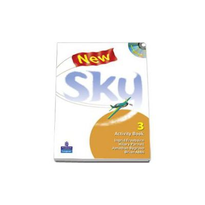 Freebairn Ingrid - Sky level 3 Activity Book with Multi-Rom pack - New Edition