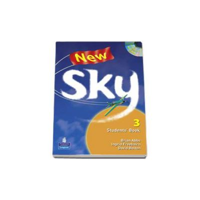 Sky level 3. Student Book - New Edition - Brian Abbs