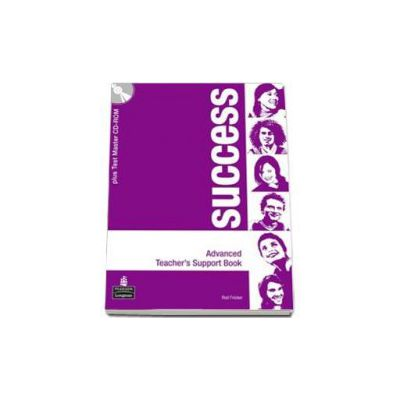 Fricker Rod - Success Advanced level. Teachers Book with Test Master CD-Rom