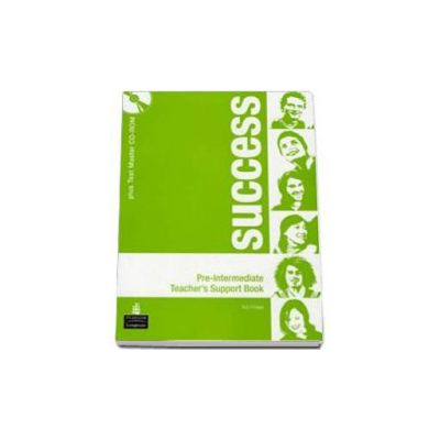 Rod Fricker - Success Pre-Intermediate level. Teachers Book with Test Master CD-Rom
