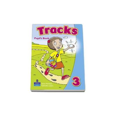 Lazzeri Gabriella, Tracks Level 3 Global Pupils Book