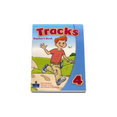 Lazzeri Gabriella, Tracks level 4 Global Teachers Book