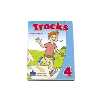 Lazzeri Gabriella, Tracks level 4 Global Students Book