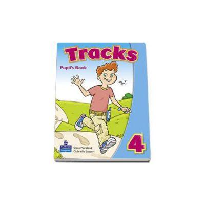 Lazzeri Gabriella, Tracks level 4 Global Students Book