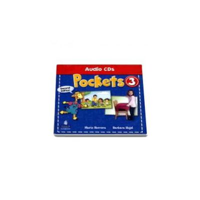 Herrera Mario, Pockets level 3 class Audio CD