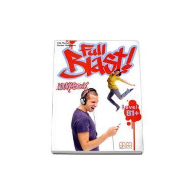 Full Blast! B1 plus level Workbook (H. Q. Mitchell)