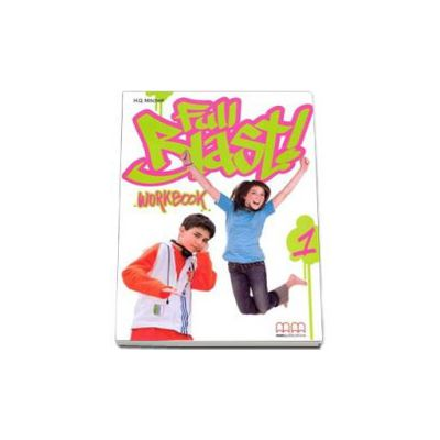 Full Blast! level 1, Workbook with CD-Rom (H. Q. Mitchell)