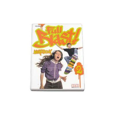 Full Blast! level 2 Workbook with CD-Rom (H. Q. Mitchell)