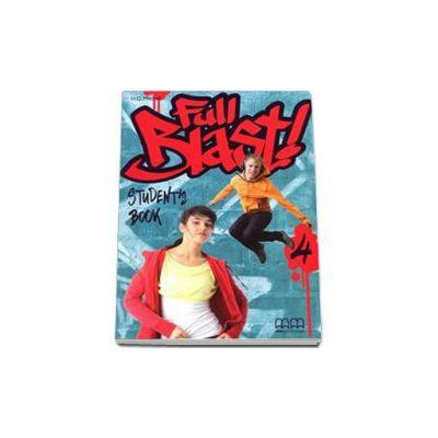 Full Blast! level 4 Students Book (Mitchell H. Q.)