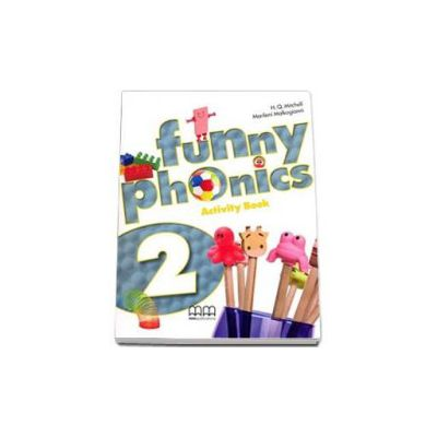 Funny Phonics level 2 Activity Book with Students CD-Rom (H. Q. Mitchell)
