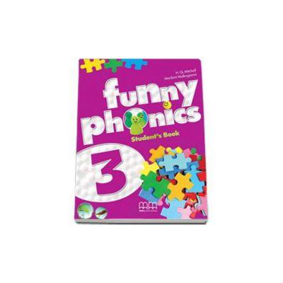 Funny Phonics level 3 Students Book (Mitchell H. Q.)