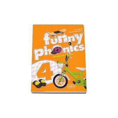 Funny Phonics level Students Book (Mitchell H. Q.)