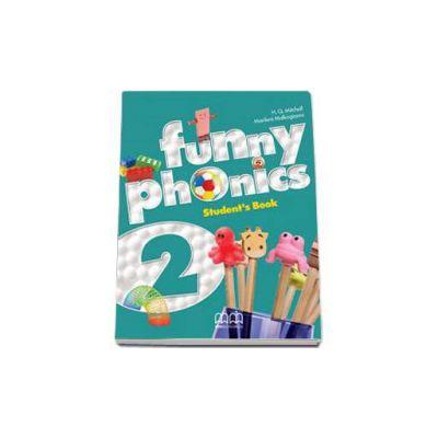 Funny Phonics level 2 Students Book (Mitchell H. Q.)