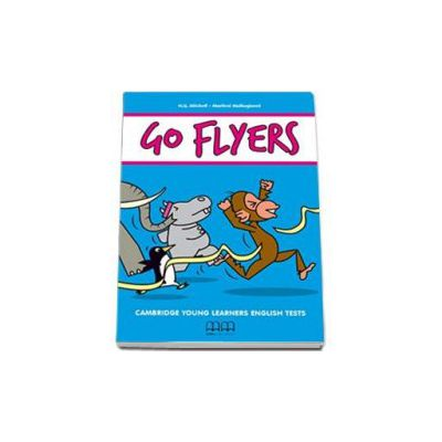 Go Flyers. Cambridge Young Learners English Tests. Students Book with CD (2CDs) - H. Q. Mitchell