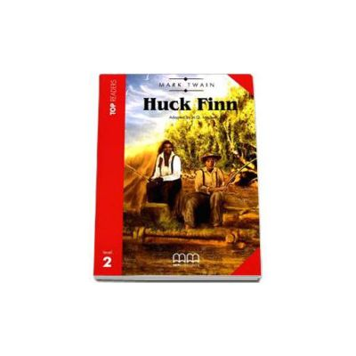 Huck Finn. Story adapted by H. Q. Mitchell. Readers pack with CD level 2 - Mark Twain
