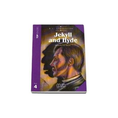 Robert Louis Stevenson - Jekyll and Hide. Story adapted by H. Q. Mitchell. Readers pack with CD level 4