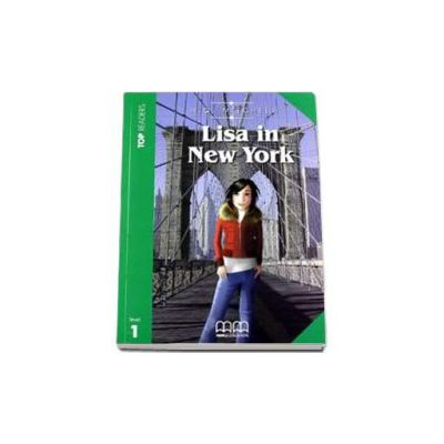 H. Q. Mitchell - Lisa in New York - Top Readers level 1(Readers pack with CD)