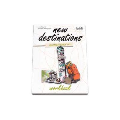 New Destinations Elementary A1 level, Workbook - British Edition (H. Q. Mitchell)