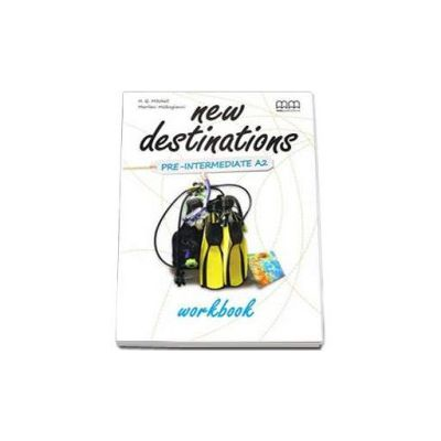 New Destinations, Pre-Intermediate A2 Workbook (Mitchell H. Q.)