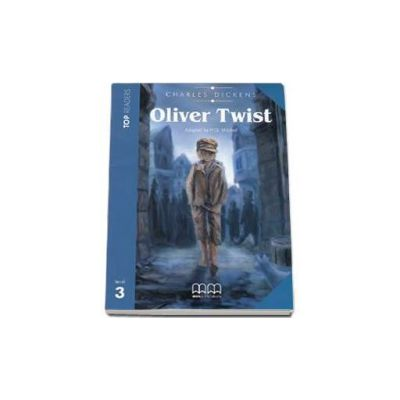 Charles Dickens - Oliver Twist. Story adapted by H. Q. Mitchell. Readers pack with CD level 3