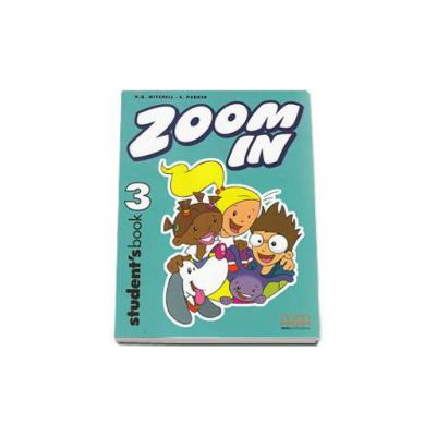 Zoom In level 3 Students Book (Mitchell H. Q)