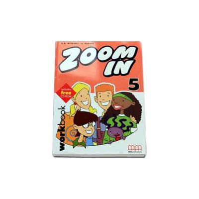 Zoom In level 5 Workbook with CD-Rom (H. Q. Mitchell)