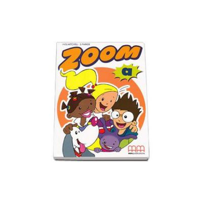 Zoom level A Students Book with Zoom Alphabet Book (H. Q. Mitchell)