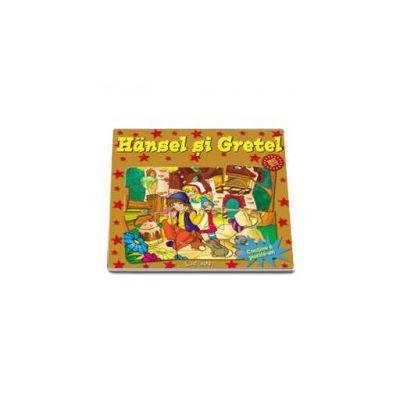 Hansel si Gretel - Contine 6 puzzle-uri - Coperti cartonate, buretate
