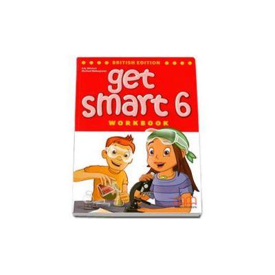 Mitchell H. Q., Get Smart level 6. Workbook with CD - British Edition