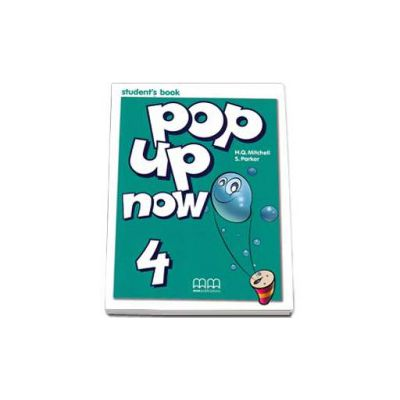 Mitchell H. Q., Pop Up Now level 4 Students Book