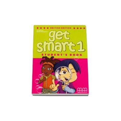 Mitchell H. Q., Get Smart level 1 Student s Book - British Edition