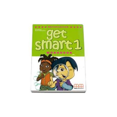 Mitchell H. Q., Get Smart level 1 Workbook with CD - British Edition