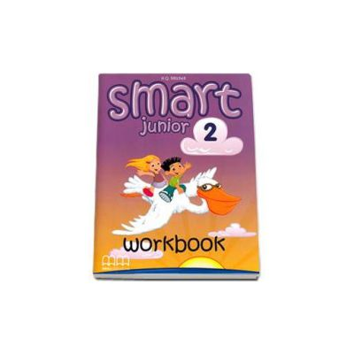 Mitchell H. Q. - Smart Junior level 2 Workbook with CD