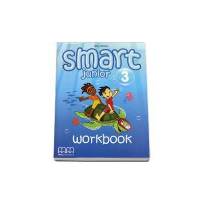 Mitchell H. Q. - Smart Junior level 3 Workbook with CD