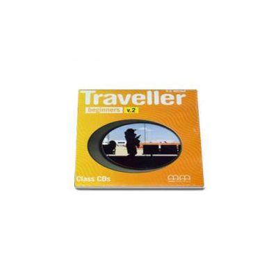 H. Q. Mitchell, Traveller Beginners level. Class CDs pentru clasa a III-a