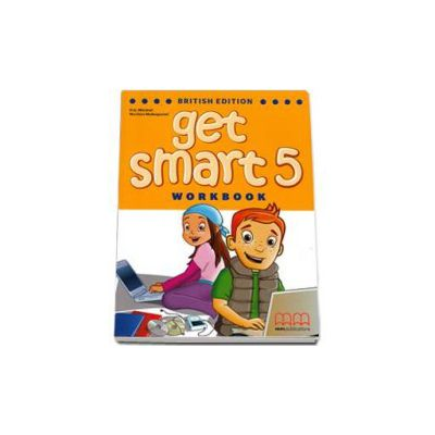 Mitchell H. Q. - Get Smart level 5. Workbook with CD - British Edition