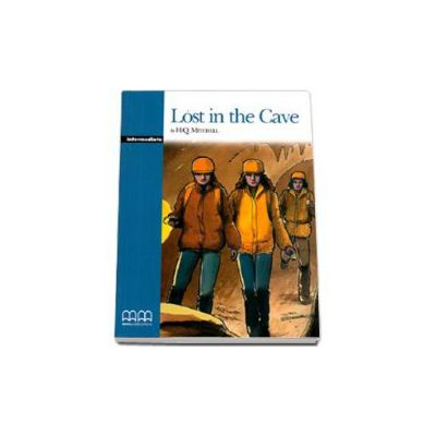 Lost in the Cave. Graded Readers Intermediate level - Original Stories - readers pack with CD