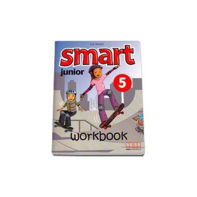 Mitchell H. Q. - Smart Junior level 5 Workbook with CD