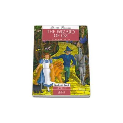 The Wizard of Oz. Graded Readers, level 2 - Elementary - reader pack with Audio CD