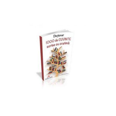 Mihaela Miroiu, Dictionar 1000 de cuvinte scrise cu cratima