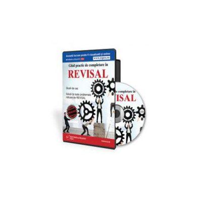 Ghid practic de completare in REVISAL - Format CD