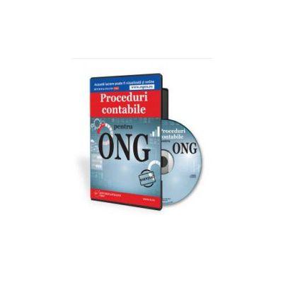 Proceduri contabile pentru ONG - Format CD