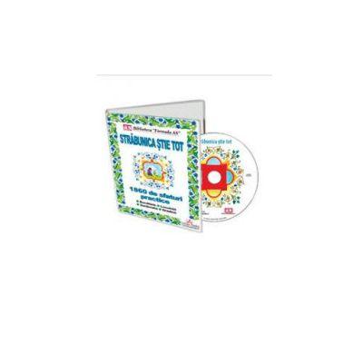 Strabunica stie tot - Format CD (Formula As)