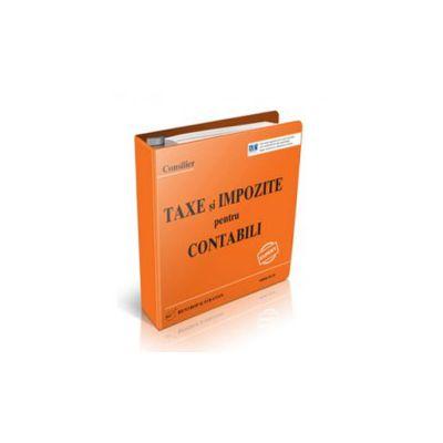 Consilier Taxe si Impozite pentru Contabili