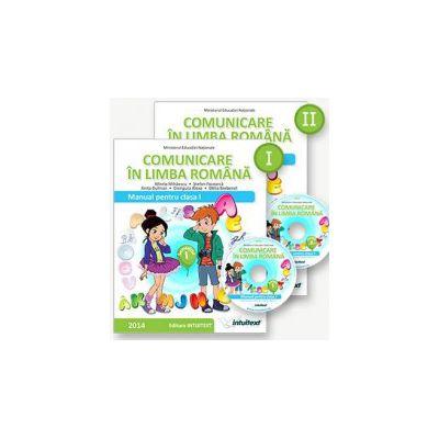 Comunicare in limba romana. Manual pentru clasa I - Semestrele I si II. Editie tiparita si editie digitala
