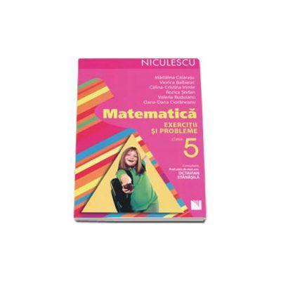 Rozica Stefan, Matematica. Exercitii si probleme pentru clasa a V-a