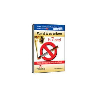Popa Nicolae - Cum sa te lasi de fumat in 7 pasi - Format CD
