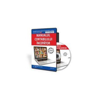 Manualul Contabilului Incepator. Format CD (Ioan Salomie)