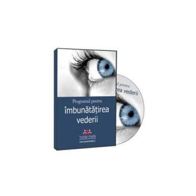 Martin Sussman - Programul pentru imbunatatirea vederii - Format CD