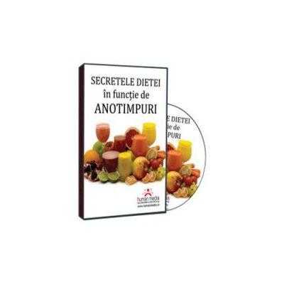 Rachael Linkie, Secretele dietei in functie de anotimpuri. Format CD